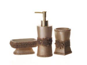 סט כלי אמבטיה – שיק