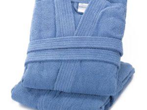 חלוק רחצה מגבת
