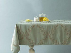 מפת שולחן אולימפוס מנטה